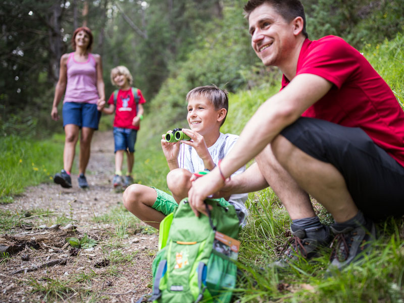 Experience adventures in the Tiroler Oberland  - absolute family holidays